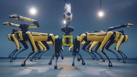 Roboty tańczące w rytm K-popu? Zobacz Spoty rzucające wyzwanie boysbandom [WIDEO]