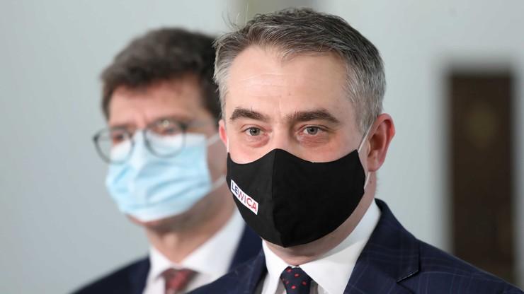 """""""Pokazujemy, kto jest liderem opozycji"""". Sejm zajmie się projektem Lewicy dot. aborcji?"""