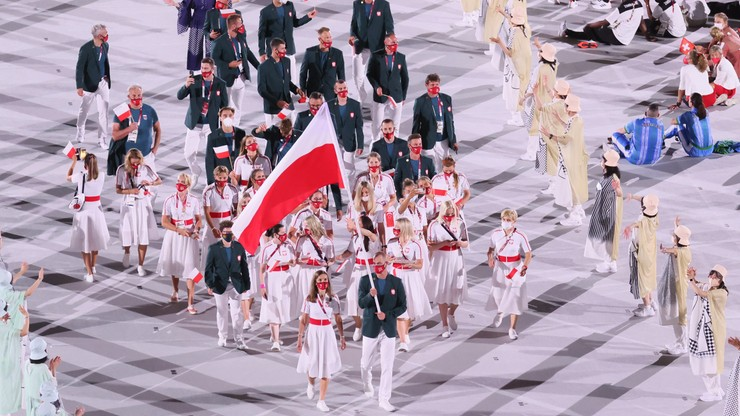 Otwarcie Igrzysk Olimpijskich w Tokio