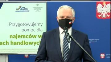 Gowin: jeżeli branże nie będą działać z protokołami sanitarnymi, czeka nas wzrost zachorowań