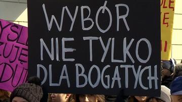 """Eksperci ONZ wzywają Polskę do odrzucenia projektu """"Stop Aborcji"""". """"Narusza godność kobiet"""""""