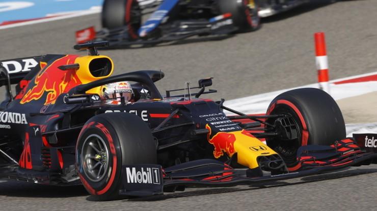 GP Bahrajnu: Pole position dla Verstappena