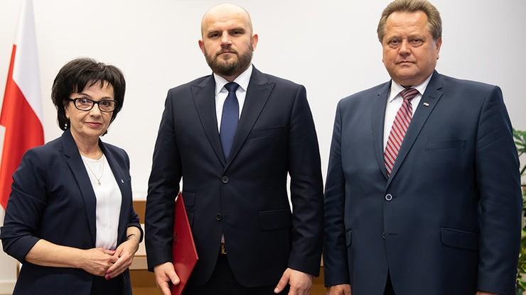 Jarosław Szajner szefem Urzędu do Spraw Cudzoziemców