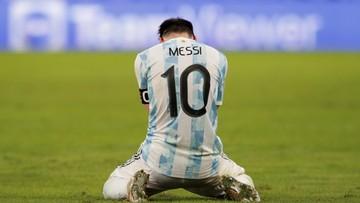 Chłopaki nie płaczą? Messi i Neymar zalani łzami po finale Copa America (WIDEO)