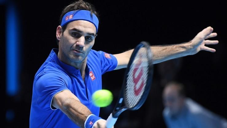 Federer w trzeciej rundzie Australian Open