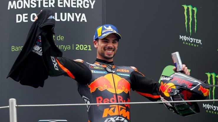 MotoGP: Oliveira wygrał w Barcelonie