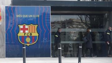 Policja w siedzibie FC Barcelona. Były prezes klubu zatrzymany