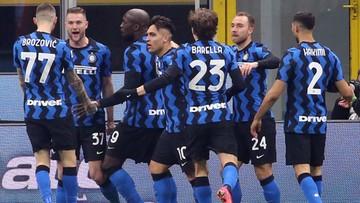 Serie A: Atalanta pokonana na San Siro. Siódme z rzędu zwycięstwo Interu