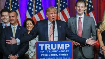 Trump najbardziej nielubianym kandydatem w wyborach prezydenckich