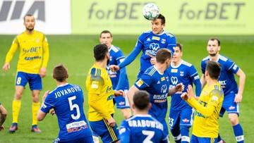 Fortuna 1 Liga: Szczęśliwy remis Bruk-Bet Termaliki. Obrońca uratował punkt