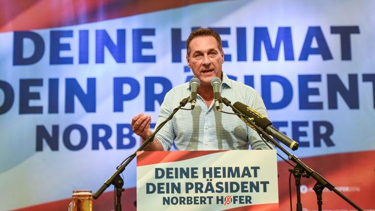 Austria w Grupie Wyszehradzkiej - tego chce przywódca prawicowej partii z tego kraju