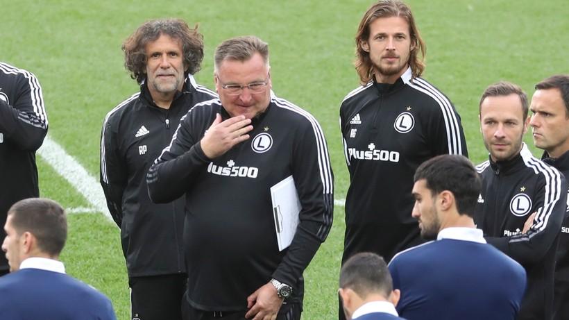 Czesław Michniewicz przed meczem ze Spartakiem: Naszym marzeniem jest gra w pucharach wiosną