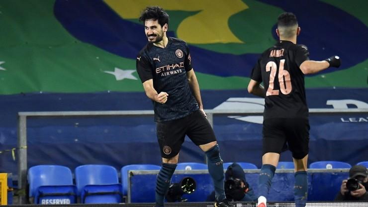 Puchar Anglii: Manchester City i Southampton w półfinale