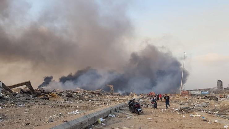 Silne wybuchy w Libanie. Kilkadziesiąt zabitych osób, tysiące rannych [WIDEO]