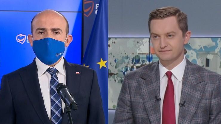 """""""Zwycięstwo praworządności nad bezprawiem"""", """"próba federalizacji UE"""". Politycy o wyroku TSUE"""