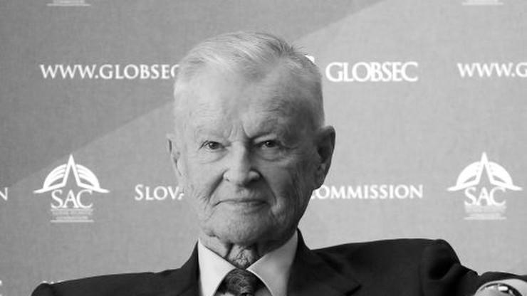 Pogrzeb Zbigniewa Brzezińskiego 9 czerwca w Waszyngtonie
