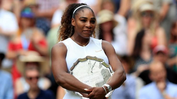 Williams zszokowana po odwołaniu Wimbledonu