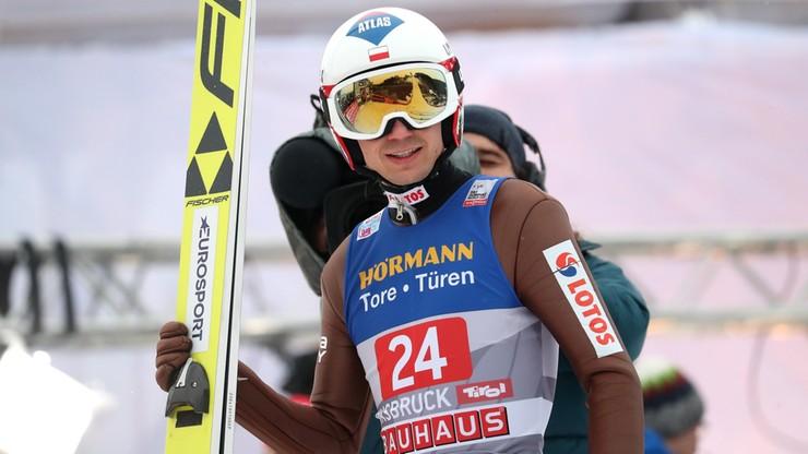 Turniej Czterech Skoczni: Stoch powalczy o trzecie z rzędu podium