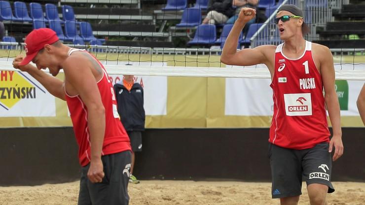 Polacy w finale 2019 CEV Beach Volleyball European Master!