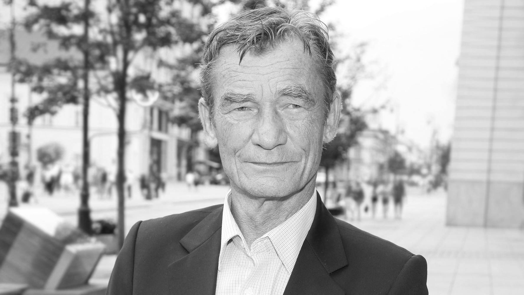 Nie żyje Krzysztof Kiersznowski. Popularny aktor miał 70 lat