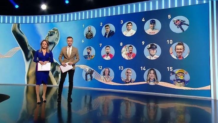 """Plebiscyt """"Przeglądu Sportowego"""" i Polsatu na Najlepszego Sportowca 2020 Roku. Lista nominowanych"""