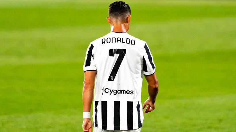 Cristiano Ronaldo nie trafi do Manchesteru City