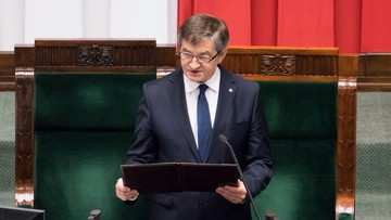 Prokuratura wszczęła postępowanie ws. lotów marszałka Sejmu