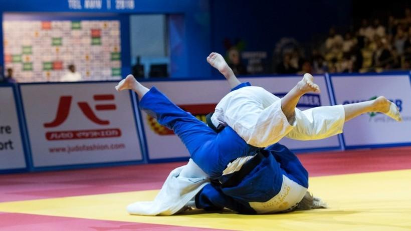 GP w judo: Trzecie miejsce Katarzyny Sobierajskiej, piąte Angeliki Szymańskiej w Zagrzebiu