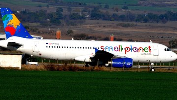 Polak, który wszczął alarm w samolocie, może wrócić do aresztu
