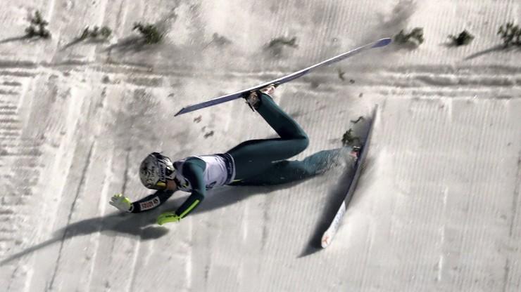 MP w skokach narciarskich: Znamy stan zdrowia Kingi Rajdy po upadku