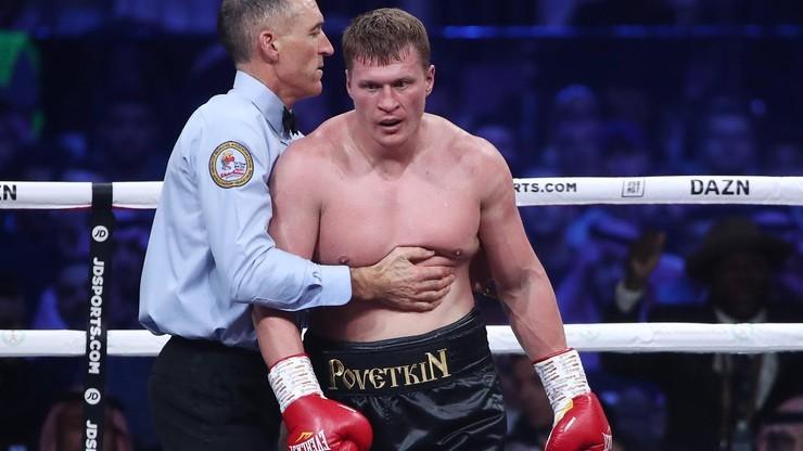 Aleksander Powietkin zakażony koronawirusem