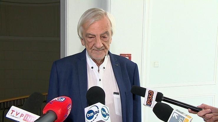 Wniosek KO i Lewicy o odwołanie Ryszarda Terleckiego będzie rozpatrywane na posiedzeniu Sejmu