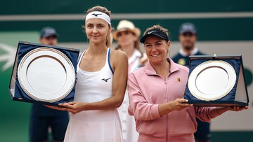 WTA w Gdyni: Triumf Maryny Zanevskiej