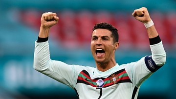 Euro 2020: Ronaldo gestem wpływa na giełdowe notowania