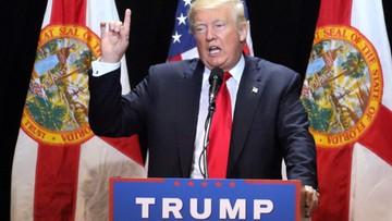 """Trump chce dymisji Obamy. Spór o """"radykalny islam"""""""