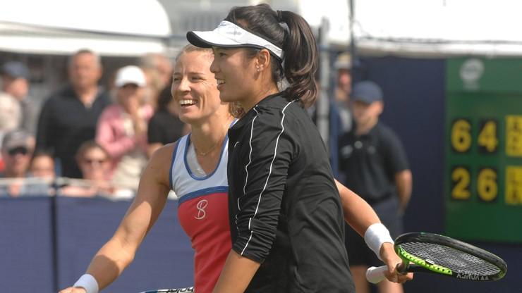 US Open: Pewny awans Rosolskiej do II rundy debla