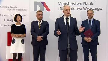 Gowin: strategia rozwoju polskiej nauki oparta na trzech filarach
