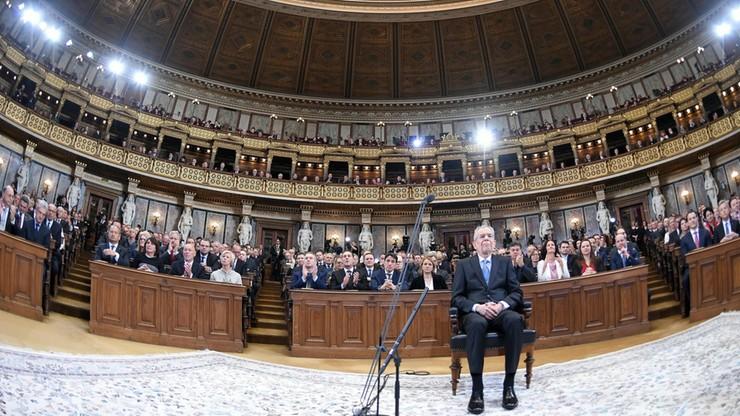 Alexander Van der Bellen zaprzysiężony na prezydenta Austrii