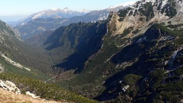 Ludzkie szczątki odnalezione w Tatrach. Mogły przeleżeć tam co najmniej kika lat