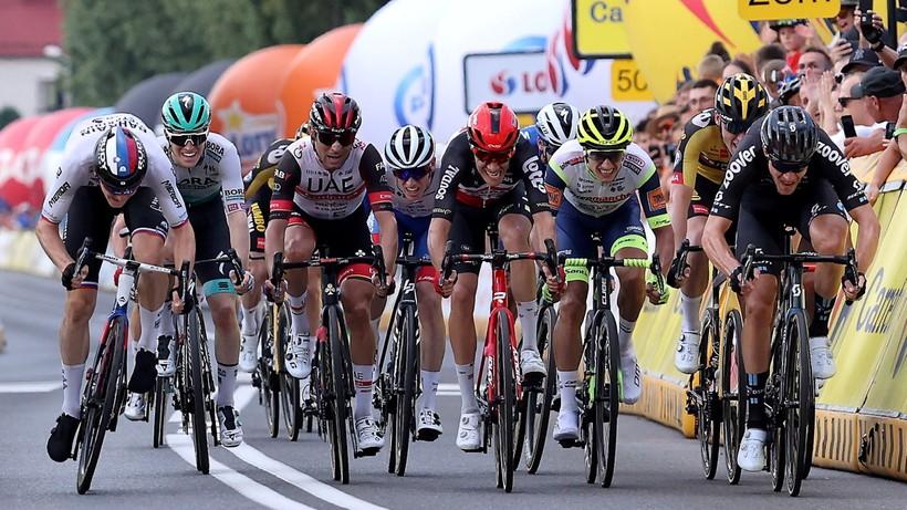 Tour de Pologne: Trwa transmisja 7. etapu