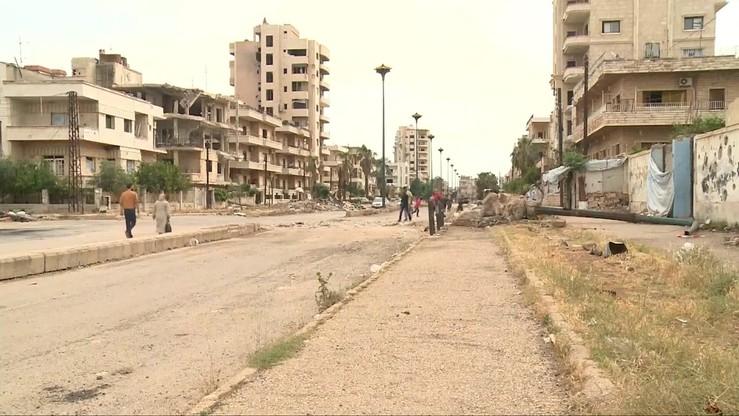 Obserwatorium: 35 osób zginęło w nalocie we wschodniej Syrii