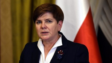 Szydło: Polska przekaże 3 mln euro na rzecz Syrii