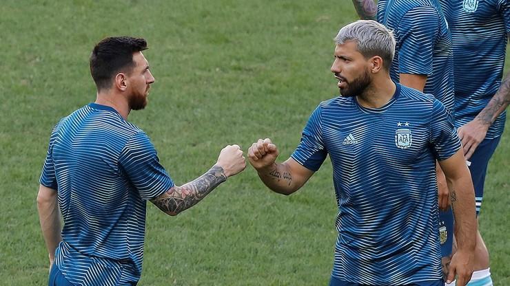 Copa America: Składy na mecz Brazylia - Argentyna