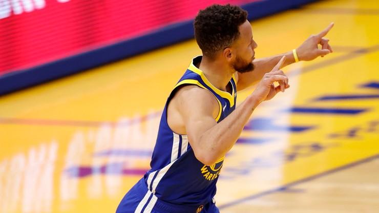 NBA: Strzeleckie popisy Jaysona Tatuma i Stephana Curry'ego. Celtics pokonali Warriors