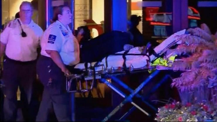 Atak nożownika w USA. IS: to my. Napastnik nie żyje