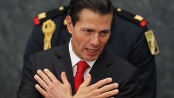 Prezydent Meksyku po tweecie Trumpa: nie jadę
