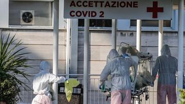 Włochy: prawie 350 ofiar koronawirusa w ciągu doby