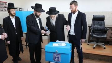 Wybory parlamentarne w Izraelu. Są wyniki sondaży exit poll