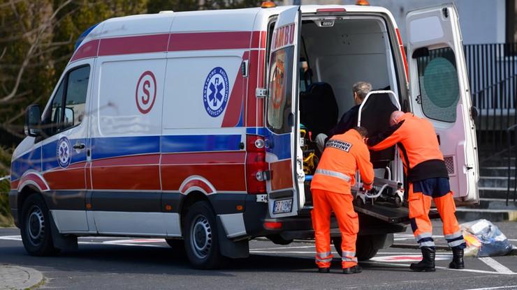 Szpital w Tychach: stan zmarłego 83-latka od początku był poważny