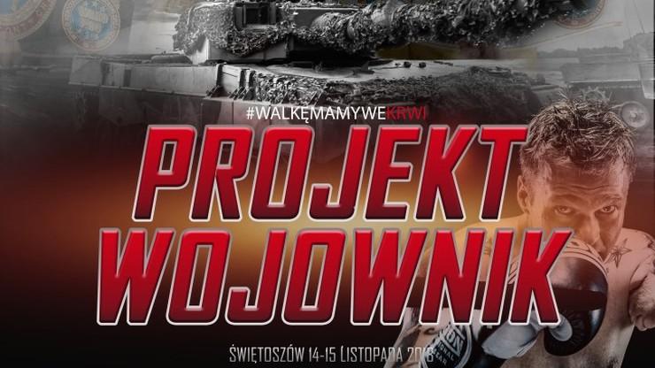 Projekt Wojownik: Cieśliński i Bobrowski z weteranami w Świętoszowie